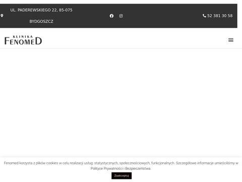Dermatologia ogólna Bydgoszcz - Fenomed