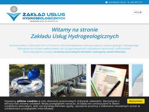 ZUH odprowadzanie wód opadowych Gdańsk