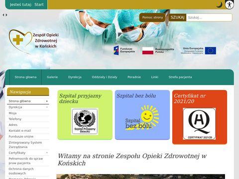 Szpital Specjalistyczny św. Łukasza w Końskich