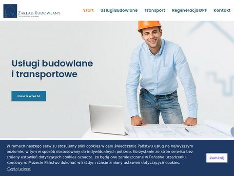 Trzcionkowski Mirosław maszty telekomunikacyjne