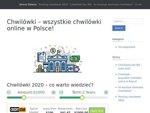 Zapozyczeni.pl pożyczki chwilówki