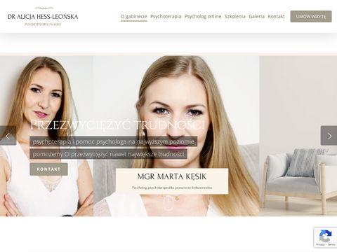 Psychoterapeuta.info.pl Psychoterapia w Szczecinie