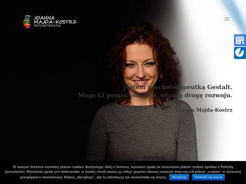Psychoterapiakatowice.pl Joanna Majda-Kostrz