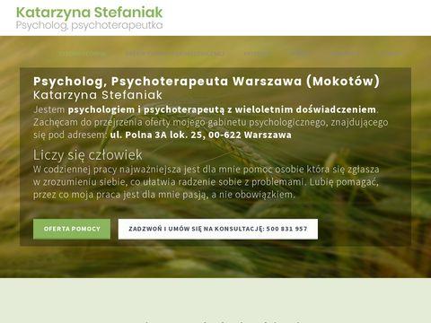 Psychoterapia-polna.warszawa.pl Katarzyna Stefaniak