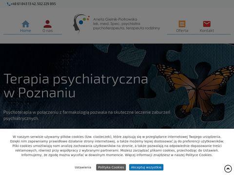 Psychiatrapoznan.com Aneta Gielnik-Piotrowska