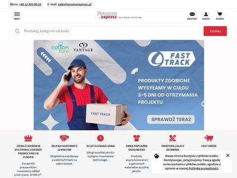 Promoexpress.pl odzież reklamowa