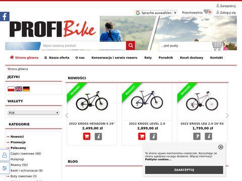 Profibike.com.pl akcesoria rowerowe