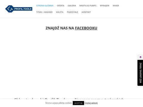 Profil-tools.pl stator Mixer