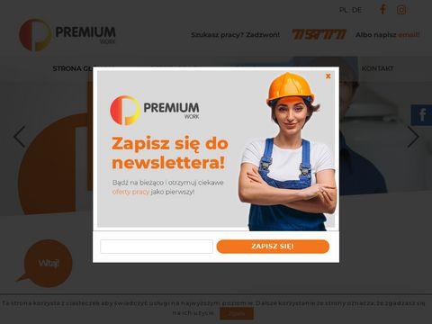 Premium-work.pl praca w Niemczech