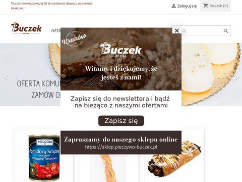 Pieczywo-buczek.pl piekarnia Jan Buczek