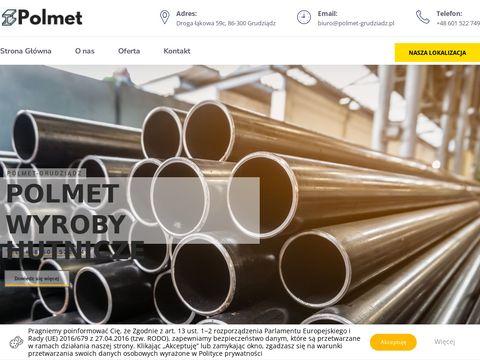 Polmet produkcja konstrukcji stalowych