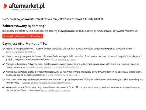 Pozycjonowaniestron.pl