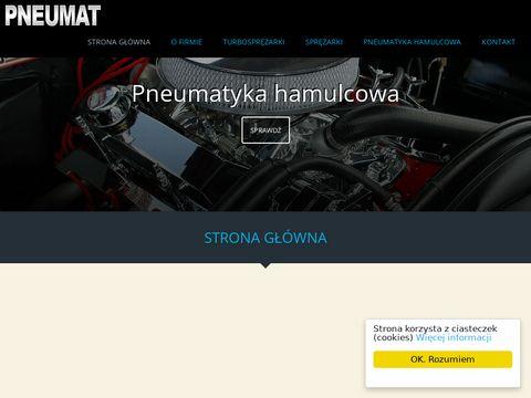 Pneumat naprawa zaworów pneumatycznych Bydgoszcz