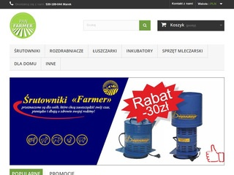 Pan-farmer.pl - dojarki