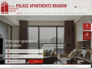 Palace Apartments kwatery