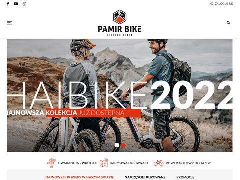 Pamirbike rowery elektryczne Bielsko