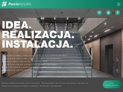 Parcienaszklo.com.pl oprawy obrazów
