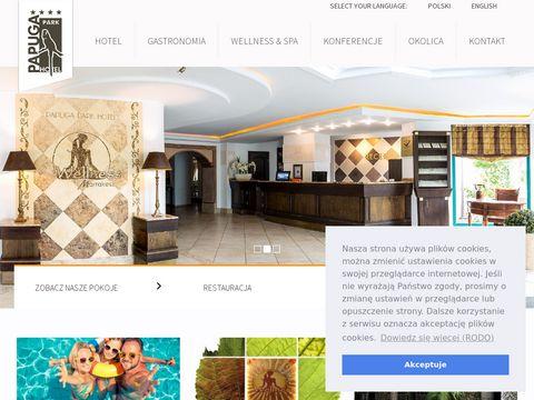 Papuga.pl hotel Bielsko