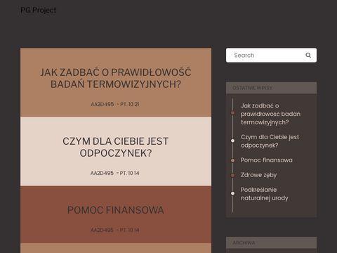 PG Project Agencja reklamowa, siedziba Kraków