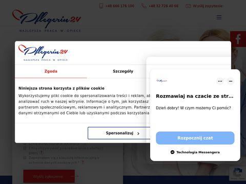 Pflegerin24.pl praca w niemczech