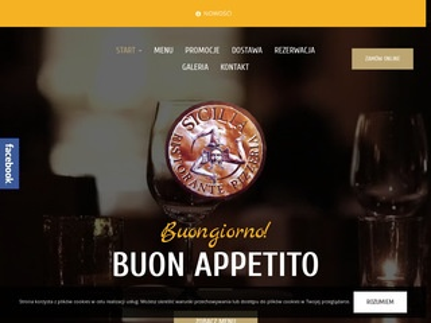 Sycylia.com restauracja włoska Katowice