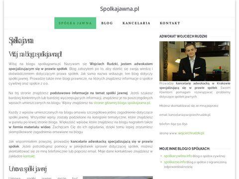 Spolkajawna.pl - porady prawne