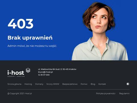 Special-Mont podnośniki spalinowe Wrocław