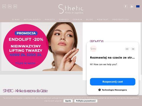 Stetic.pl - laserowa plastyka powiek