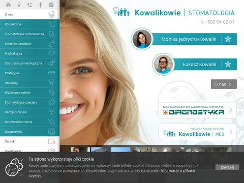 Stomatologiarodzinna.net protetyka Częstochowa