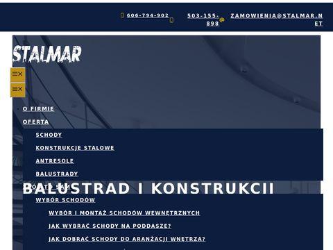 Stalmar.net - producent schodów