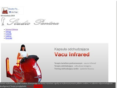 Studiopantera.pl Salon manicure vacu Ursynów Warszawa