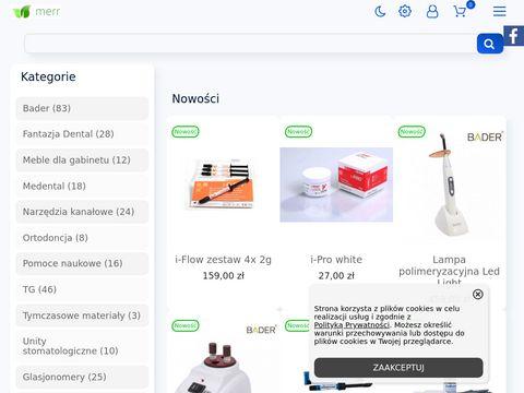 Sklep-stomatologiczny-24.pl - Charisma