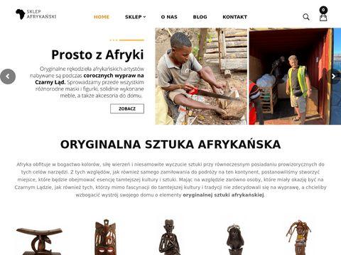 Sklep-afrykanski.pl rękodzieła