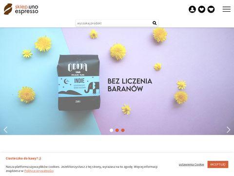 Sklep.unoespresso.pl serwis ekspresów