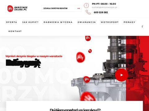 Skrzyniezajac.pl manualne