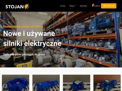 Silniki-elektryczne.com.pl nowe i używane
