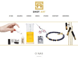 Shotart.pl packshoty