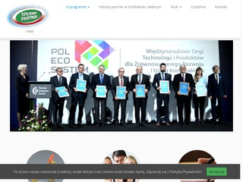 Solidnypartner.pl certyfikat dla firm - PR firmy