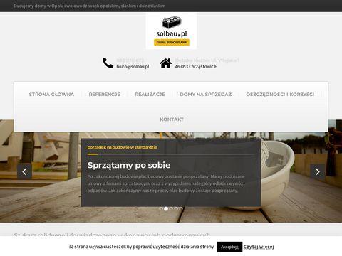 Solbau.pl - dom w cenie mieszkania