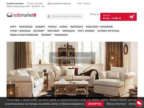 Sofamarket.pl sklep z sofami