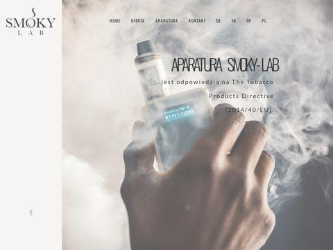 Smoky-lab.pl badanie e-liquidów