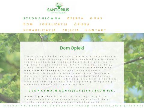 Santorius - dom opieki