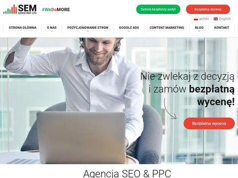 Sem-assistant.com agencja SEO