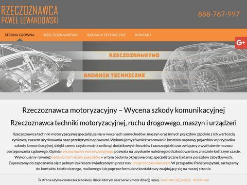 Rzeczoznawca-auto.pl badania pojazdów zabytkowych