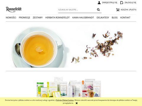 Ronnefeldt-sklep.pl - chińska herbata