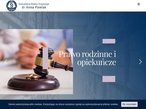 Andrzej Kampa przygotowanie apelacji Olsztyn