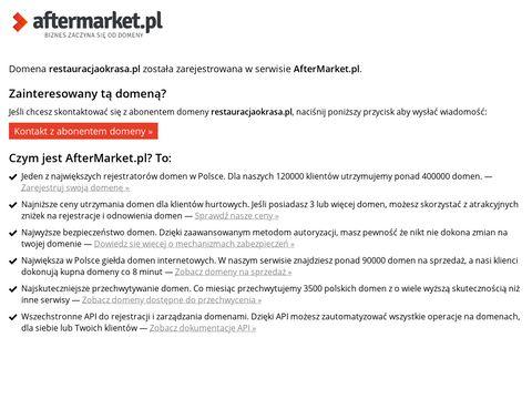 Restauracjaokrasa.pl Wrocław