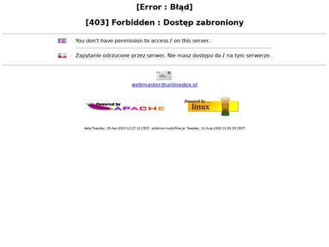 Unimedex.pl dentysta Szczecin