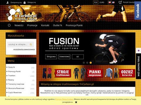 Tricarbon.pl triathlon sklep