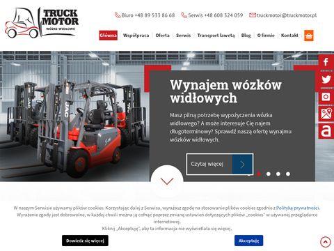 Truck Motor Bis